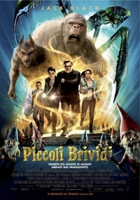 copertina film Piccoli+Brividi 2015