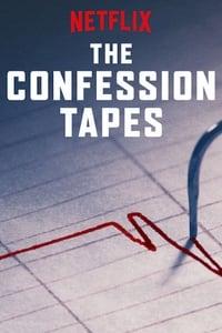 copertina serie tv The+Confession+Tapes 2017