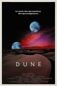 copertina film Dune 1984