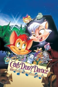 copertina film Cats+Don%27t+Dance 1997