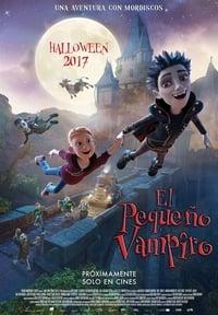 El Pequeño Vampiro (The Little Vampire 3D) (2017)