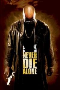 copertina film Never+Die+Alone 2004