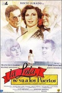 copertina film La+Lola+se+va+a+los+puertos 1993