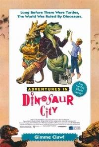 copertina film Adventures+in+Dinosaur+City 1991