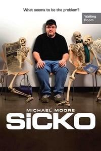 copertina film Sicko 2007