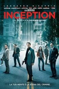 copertina film Inception 2010