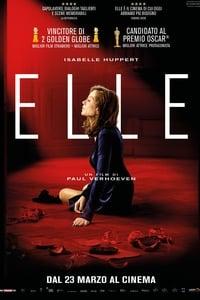 copertina film Elle 2016