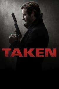 copertina serie tv Taken 2017