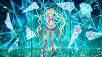 Second Unit Director: <strong>Hiroshi Watanabe</strong> | Screenplay: <strong>Kazuyuki Fudeyasu</strong> | Characters: <strong>Naoko Takeuchi</strong> | Original Music Composer: <strong>Yasuharu Takanashi</strong> | Key Animation: <strong>Shinya Takahashi</strong> | Character Designer: <strong>Kazuko Tadano</strong> | Supervising Animation Director: <strong>Kazuko Tadano</strong> | Animation Director: <strong>Kyoko Kametani</strong> | Prop Designer: <strong>Kyoko Kametani</strong> | Supervising Animation Director: <strong>Yuka Kudou</strong> image