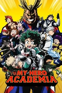 copertina serie tv My+Hero+Academia 2016