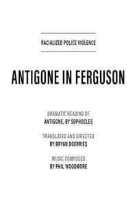 Antigone in Ferguson