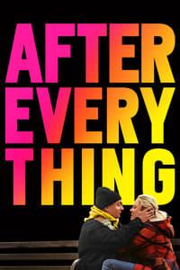 copertina film After+Everything 2018