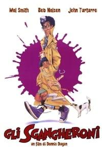 copertina film Gli+sgangheroni 1992