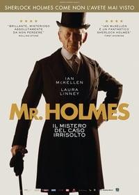 copertina film Mr.+Holmes+-+Il+mistero+del+caso+irrisolto 2015