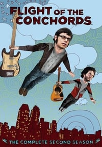 Flight of the Conchords S02E09