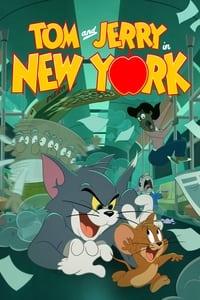 Том и Джерри в Нью-Йорке - постер