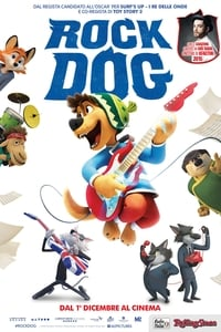 copertina film Rock+Dog 2016