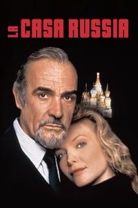 copertina film La+casa+Russia 1990