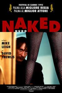 copertina film Naked+-+Nudo 1993