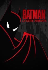 copertina serie tv Batman%3A+The+Animated+Series 1992