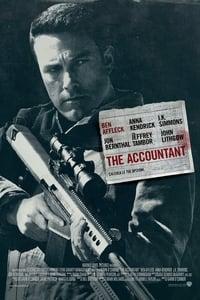 copertina film The+Accountant 2016