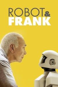 copertina film Robot+%26+Frank 2012
