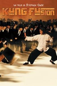 copertina film Kung+Fusion 2004