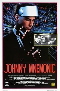 copertina film Johnny+Mnemonic 1995