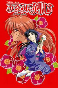 copertina serie tv Kenshin+samurai+vagabondo 1996