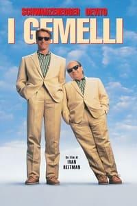 copertina film I+gemelli 1988