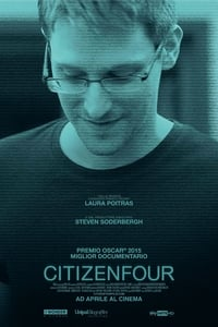 copertina film Citizenfour 2014