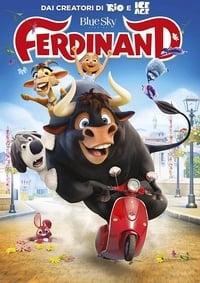 copertina film Ferdinand 2017