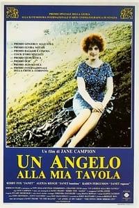 copertina film Un+angelo+alla+mia+tavola 1990