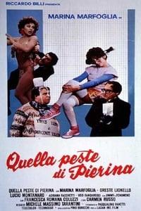 copertina film Quella+peste+di+Pierina 1982
