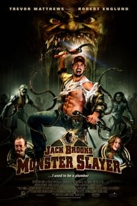 copertina film Jack+Brooks%3A+Monster+Slayer 2007