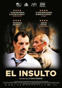 El insulto (L'insulte) (2017)