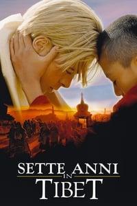 copertina film Sette+anni+in+Tibet 1997
