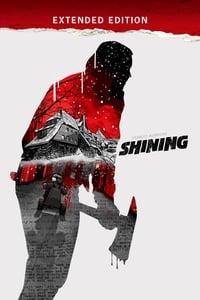 copertina film Shining 1980