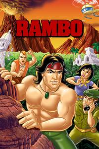 copertina serie tv Rambo 1986