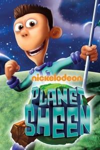 copertina serie tv Planet+Sheen 2010