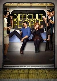 copertina serie tv Difficult+People 2015