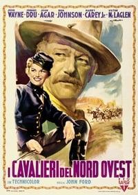 copertina film I+cavalieri+del+Nord+Ovest 1949