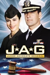 copertina serie tv JAG+-+Avvocati+in+divisa 1995