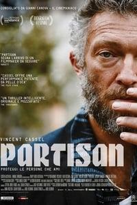 copertina film Partisan 2015