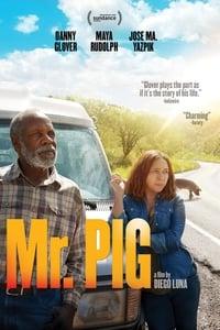 copertina film Sr.+Pig 2016