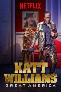 copertina film Katt+Williams%3A+Great+America 2018