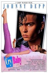 copertina film Cry+Baby 1990