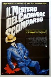 copertina film Il+mistero+del+cadavere+scomparso 1982