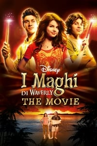 copertina film I+maghi+di+Waverly+-+The+movie 2009