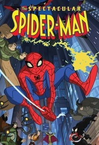 copertina serie tv The+Spectacular+Spider-Man 2008